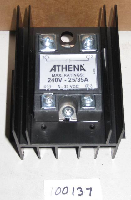 Athena Thermal Heat Sync