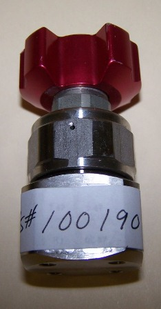Parker Veriflo 43700249 20 FS190SEP EXCESS FLOW SHUT OFF VALVE