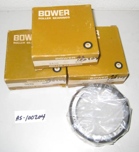 Bower Roller Bearing 3420 CUP
