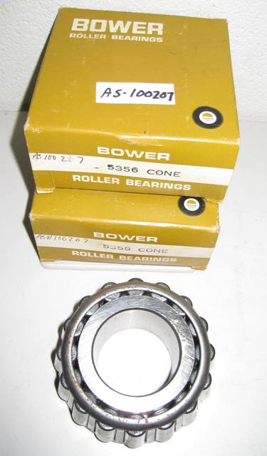 Bower Roller Bearing 5356 CONE