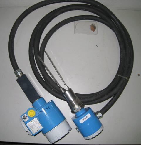 Endress & Hauser Soliphant II Probe and Cable