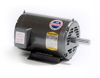 M3212T Standard Efficient Industrial Motor