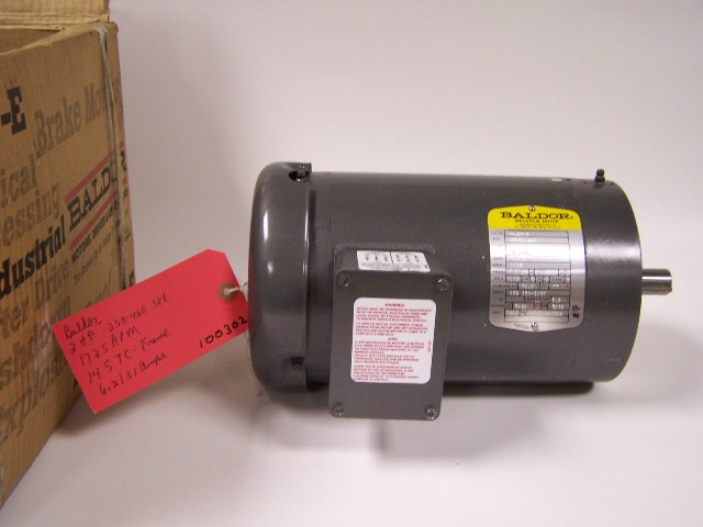 VM3558T Baldor Electric Motor
