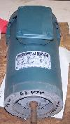 Reliance Electric Motor T56S1010A top view