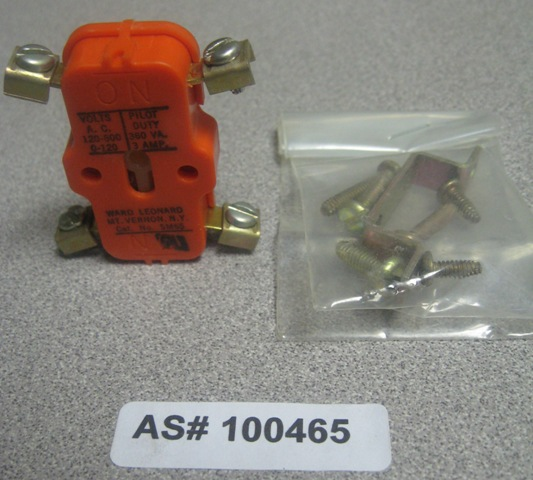 Auxiliary Contact Kit 5M65