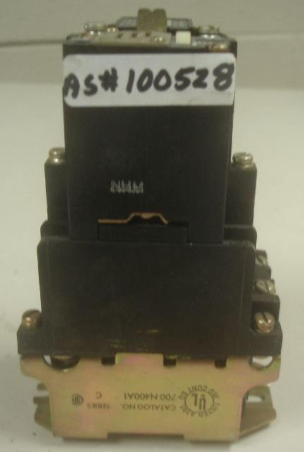 Timing Unit Bul.700-NT Series:C Allen-Bradley