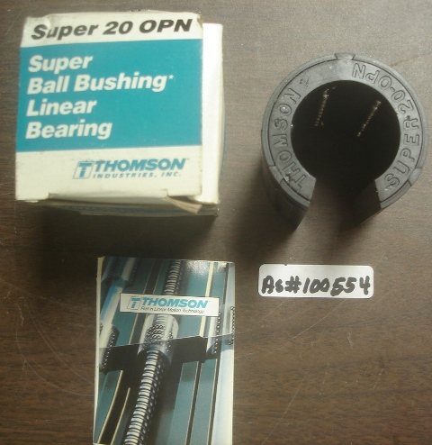 Super Ball Bushing Linear Bearing Super 20 OPN