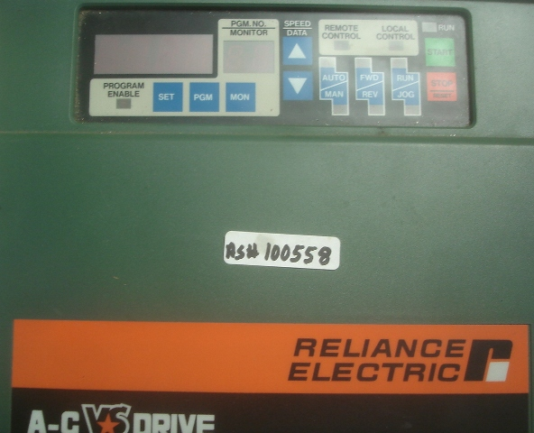 RELIANCE GP-2000 2GU4103 AC DRIVE