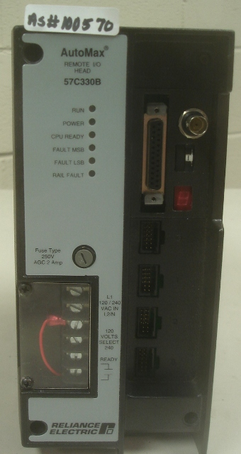 RELIANCE Remote I/O Head 57C330B