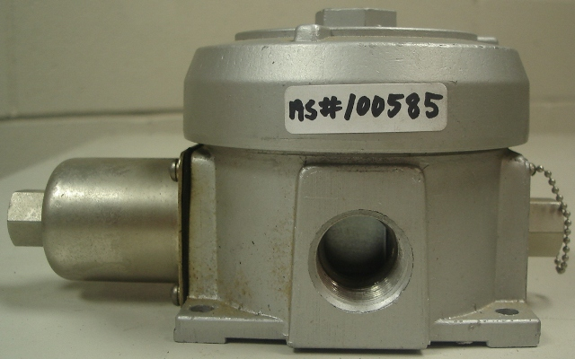 Pressure Switch Type J110A Model 156