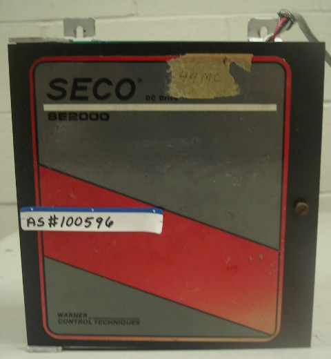 WARNER ELECTRIC SE2302  DC Drive Model SE2302
