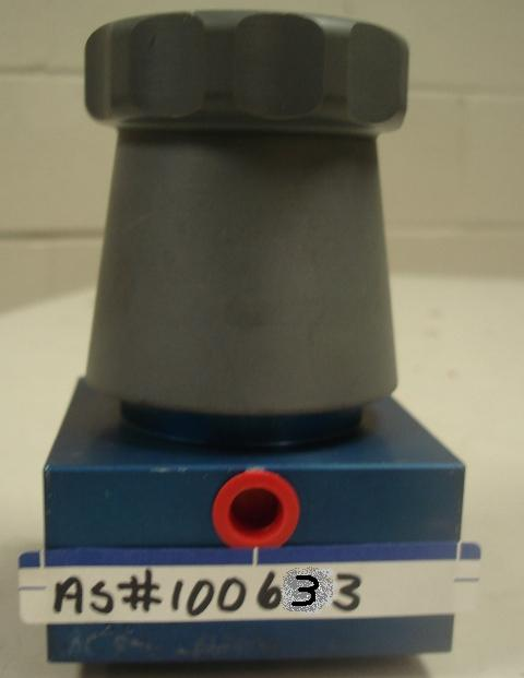 ORIGINAL FORKARDT Valve Press Reduction 1/2
