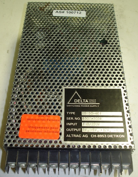 Delta Switching Power Supply DS 50-401