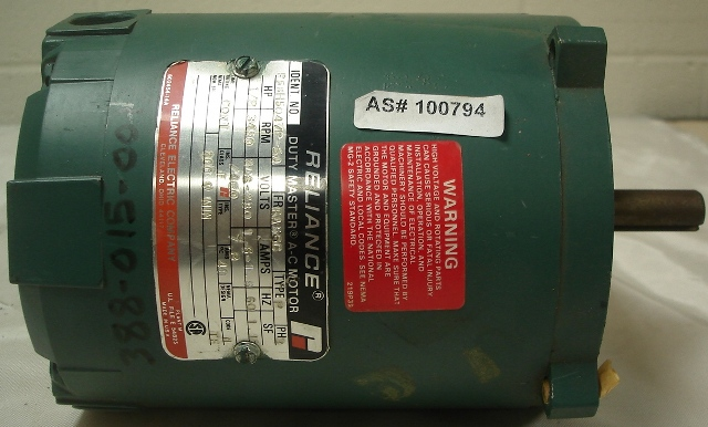 RELIANCE Duty Master A-C Motor