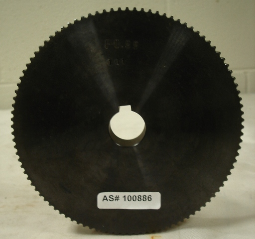 Hoescht Celanese-Spartanburg Pulley (Front Shaft) F0.99