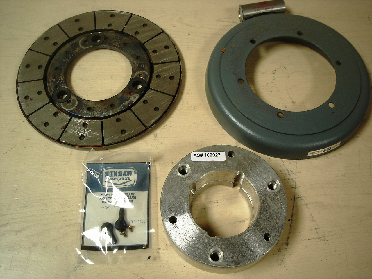 Warner Electric Brake