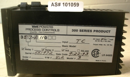 300 Series Product Process Controller