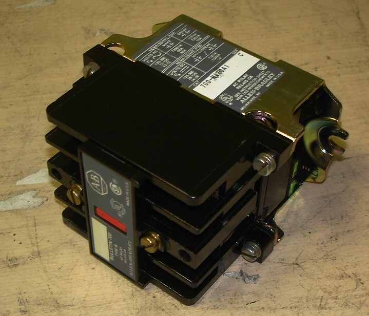 700-N330A1 A-B Control Relay Bulletin 700 Type N AC Relay