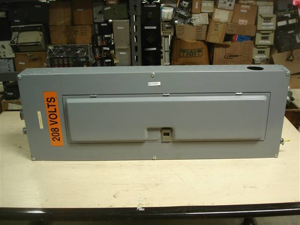 QO330MQ200 Qo Load Center Main C/B, 3 Phase, 200a, 30 Space, Indoor