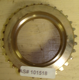 Lower Pull Roll Gear BRONZE #3101