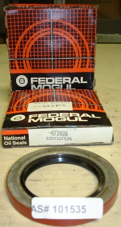 FEDERAL MOGUL Oil Seal 472636