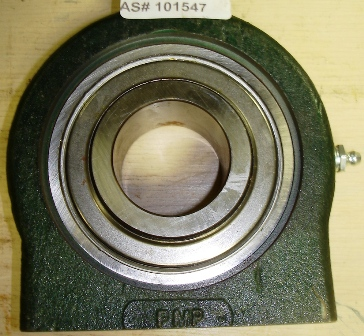 Saco Lowell PMP Bearing Assembly Cylinder Shaft