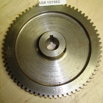 Gear Top Roller 68T 141/2* Saco Lowell