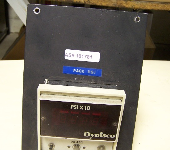 Dynisco PSIX10 Controller