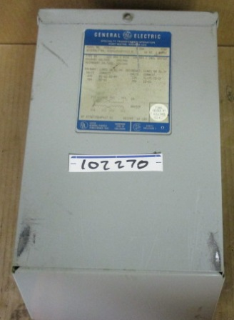 General Electric 9T51B13 Specialty Transformer