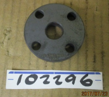 Zenith 15-63003-0009-1 Plate, Seal