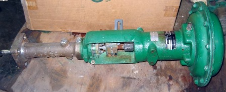 FISHER Actuator Type 667