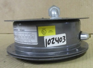 Mercoid DAW-33-3-6 Pressure Switch